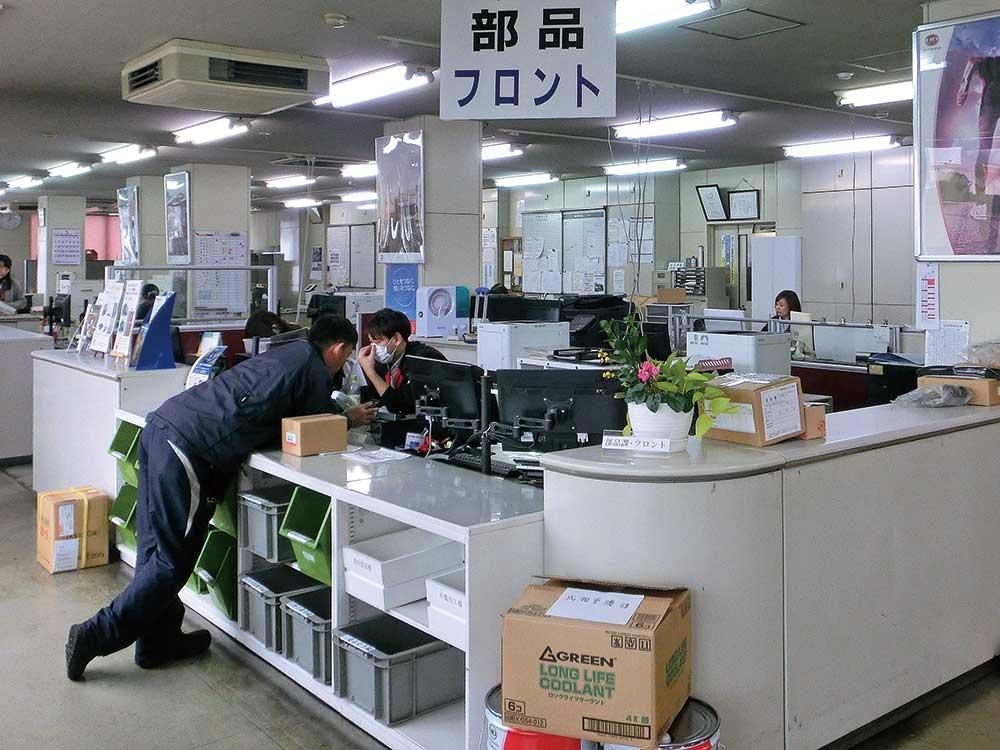 UDトラックス道東 (株)