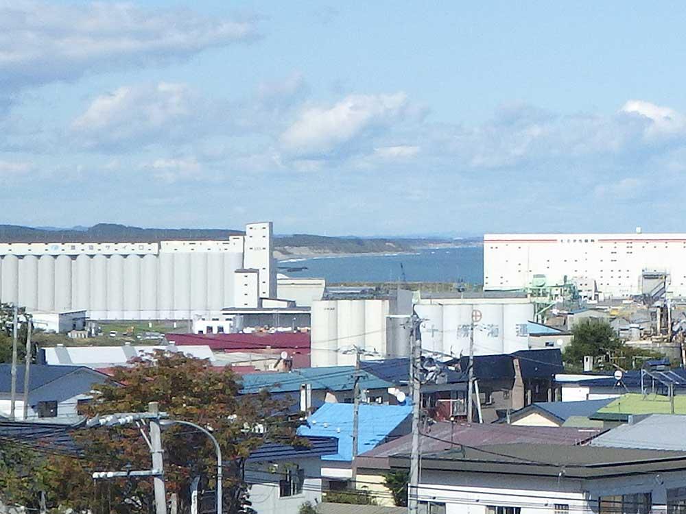 日通帯広運輸(株)広尾海運事業所